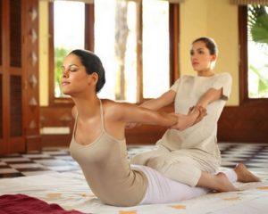 Thai Massage in London