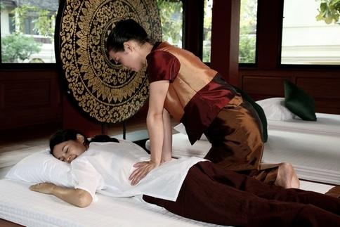 Thai Massage Technique and Benefits